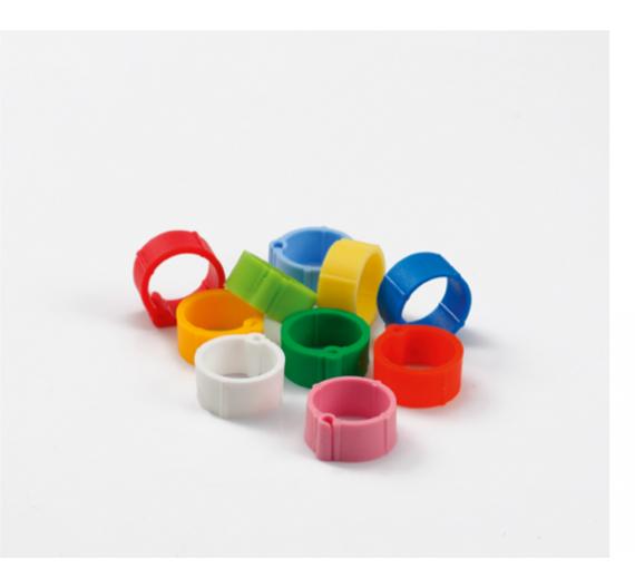 Nobby Δακτυλίδι Περιστεριών 10,0mm