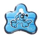 ROGZ Ταυτότητα Puppy Instant Μπλε