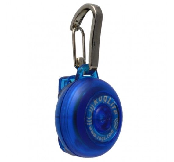 ROGZ Ταυτότητα Σκύλου Roglite Μπλε