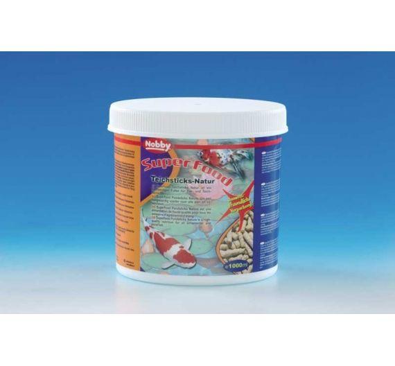Nobby Πλήρης Τροφή σε Sticks για Φυτογάγα Ψάρια