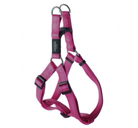 ROGZ Σαμαράκι Σκύλου Step Utility Ροζ