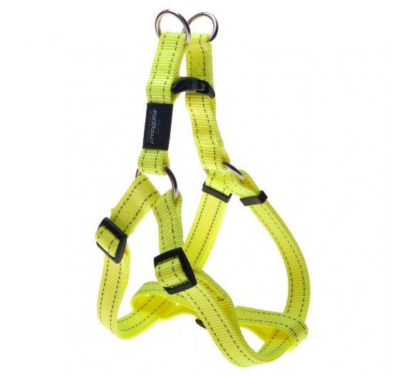 ROGZ Σαμαράκι Σκύλου Step Utility Κίτρινο