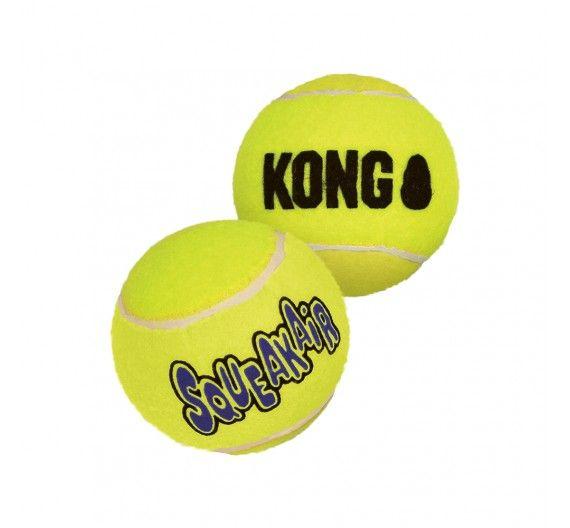 KONG Squeakair Ball 6-Pack M