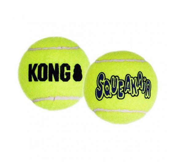 KONG Air Squeaker Tennis