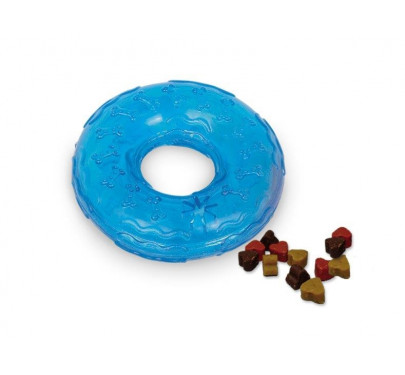 Nobby Tpr Rubber Treat Ring Blue