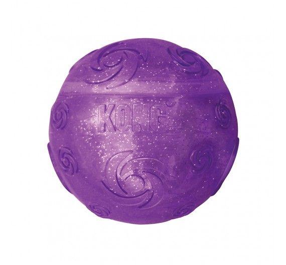 KONG Squeezz Crackel Ball s004