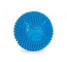 Nobby Tpr Rubber Spiky Ball Pig Blue 8cm