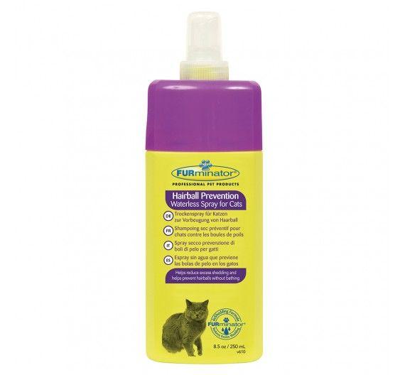 FURMINATOR Spray καθαρισμού για γάτες 250ml