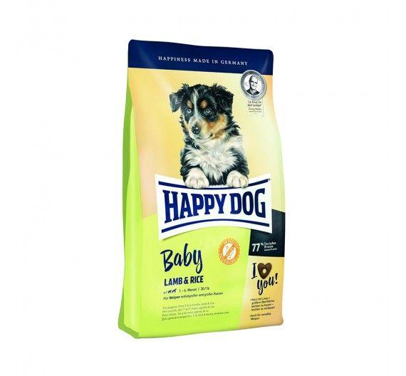 Happy Dog Young Junior Lamb & Rice 1kg