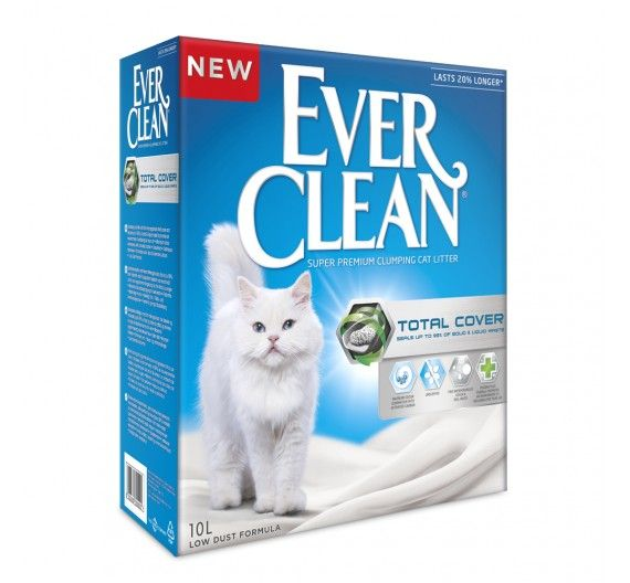 Everclean Total Cover 10Lt