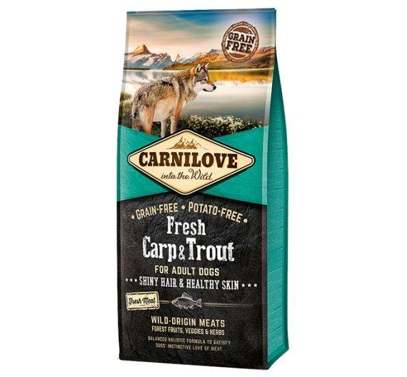Carnilove Fresh Adult Carp & Trout 1.5kg