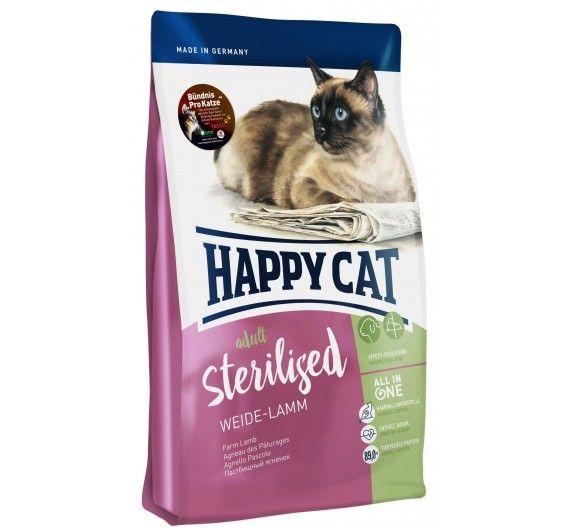 Happy Cat Sterilised 1.8kg