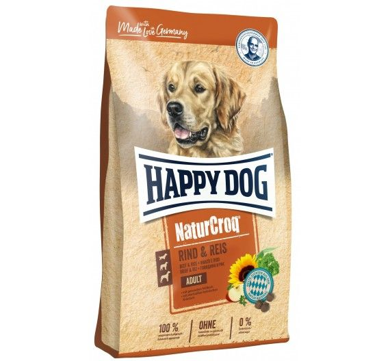Happy Dog NaturCroq Original Beef 15kg