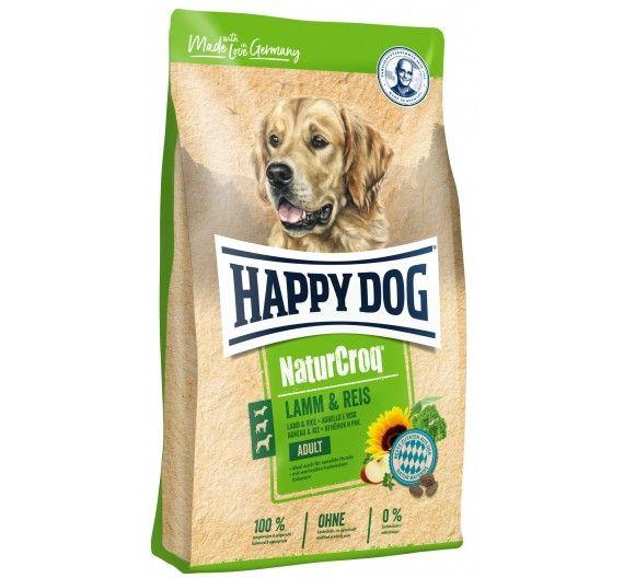 Happy Dog NaturCroq Lamb & Rice 4kg