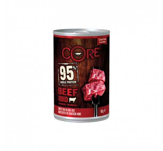 /CORE WD Sing.prot.Beef/Broc400