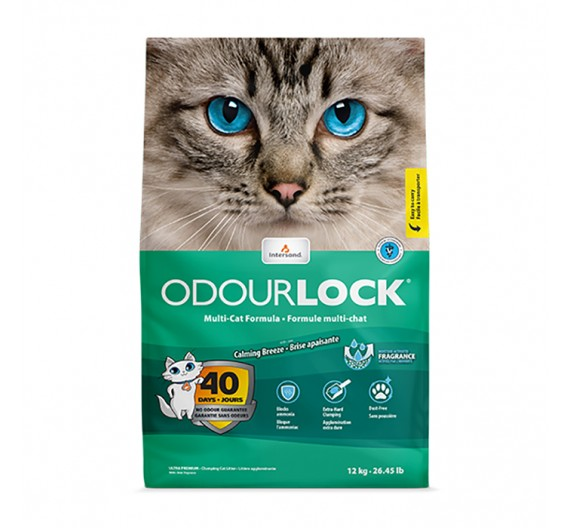 Intersand Odourlock Calming Breeze 12kg