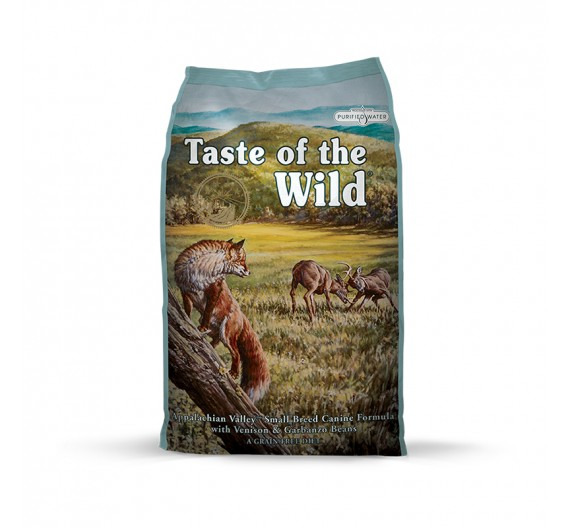 Taste of the Wild SMALL BREED ΕΛΑΦΙ APP.VALLEY 2KG