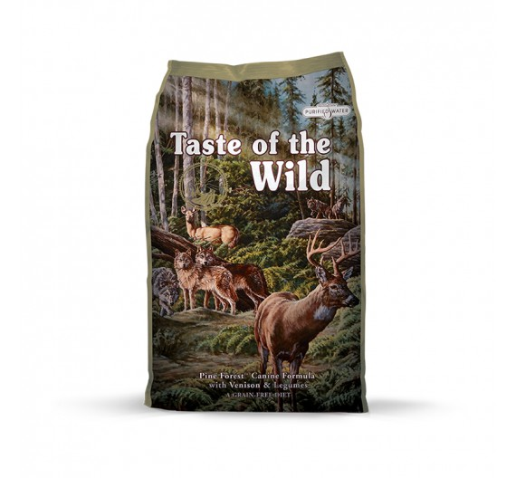 Taste of the Wild ΕΛΑΦΙ PINE FOREST 2KG
