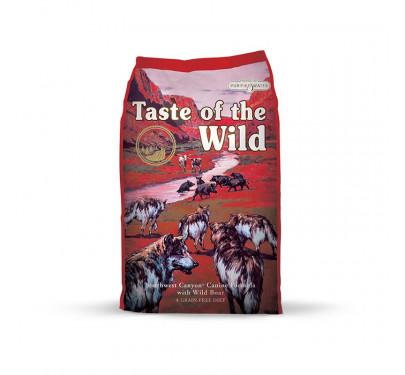 Taste of the Wild ΑΓΡΙΟΓΟΥΡΟΥΝΟ SW CANYON 13KG