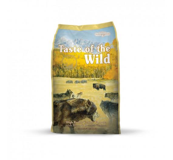 Taste of the Wild ΒΙΣΟΝΑΣ HIGH PRAIRIE 13KG