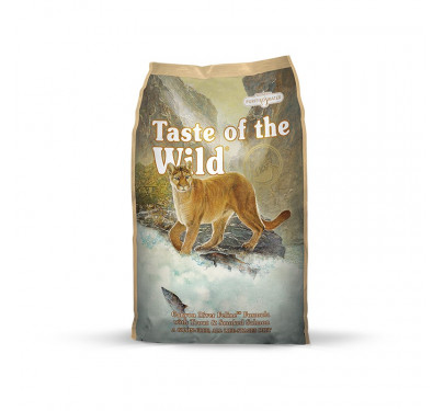 Taste of the Wild ΓΑΤ/ΦΗ ΠΕΣΤΡΟΦΑ CANYON 2KG