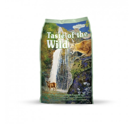 Taste of the Wild ΓΑΤ/ΦΗ ΕΛΑΦΙ/ΣΟΛ.ROCKY M 2KG